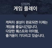 STEP5. 게임 플레이